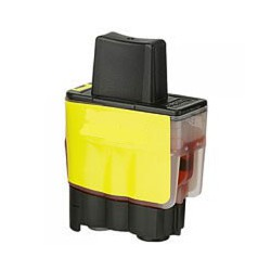BROTHER LC900 Jaune Cartouche compatible