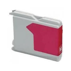 BROTHER LC970 / LC1000 Magenta Cartouche compatible