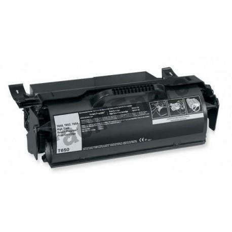 LEXMARK T650A11E Cartouche Toner Laser à Encre Magnétique Compatible MICR