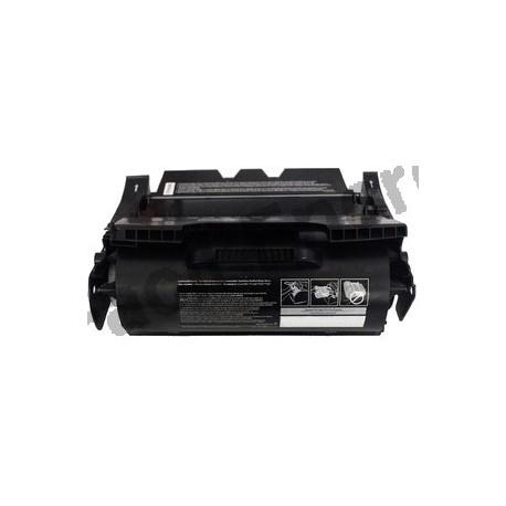LEXMARK T640 / T642 Cartouche Toner Laser à Encre Magnétique Compatible MICR