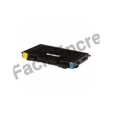 SAMSUNG CLP-500 Cartouche Toner Laser Cyan Compatible