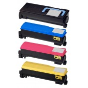 OLIVETTI D-COLOR P226 BK/C/M/Y Lot de 4 Cartouches Toners Lasers Compatibles