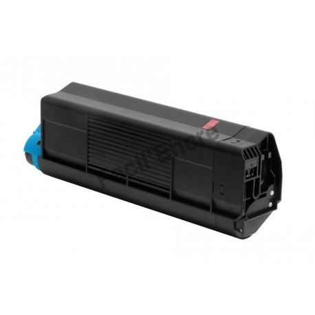 OKI C3100-C5100 Cartouche Toner Laser Magenta Compatible