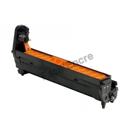 OKI C3100-C5100 Cartouche Tambour Laser Jaune Compatible