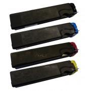 KYOCERA TK-500 Lot de 4 Cartouches Toners Lasers Compatibles