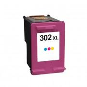 HP n°302XL Cartouche Couleur Haute Capacité compatible
