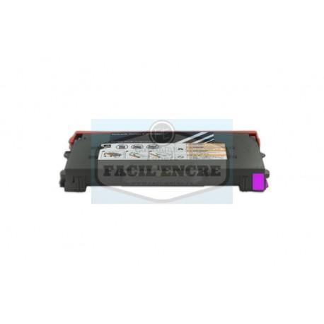 TALLY GENICOM T8108 Cartouche Toner Magenta Laser Compatible - 43797