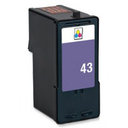 LEXMARK n°43 XL Cartouche compatible