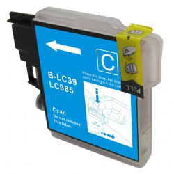 BROTHER LC985 Cyan Cartouche compatible