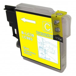 BROTHER LC985 Jaune Cartouche compatible