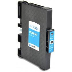 RICOH GC-41C Cartouche Cyan compatible