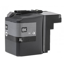 BROTHER LC-127XLBK Cartouche Noir compatible