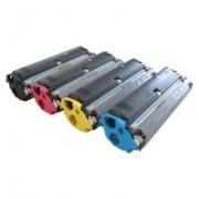 EPSON C1000 Lot de 4 Cartouches Toners Lasers Compatibles