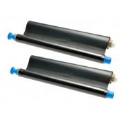 PANASONIC KX-FA54X Lot de 2 Rubans Transfert Thermique compatibles