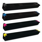 SHARP MX2300 / MX2700 BK/C/M/Y Lot de 4 Cartouches Toners Lasers Compatibles
