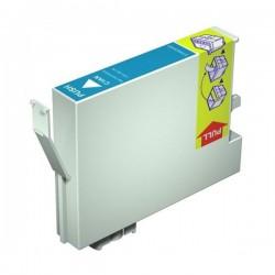 EPSON T0712 Cartouche Cyan compatible