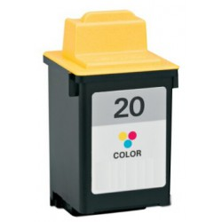 LEXMARK N°20 Cartouche Compatible