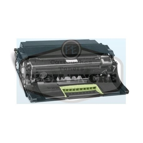 FG Encre Tambour Compatible pour Lexmark MX310 MS310 MS410 MX410 MS510 MX510 MS610 MX610 50F0Z00 60000 Pages