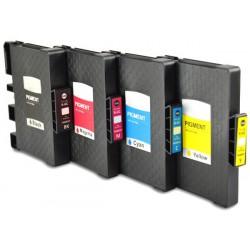RICOH Pack GC-21 Pack de 4 Cartouches compatibles