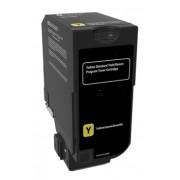 FG ENCRE Remplace Toner LEXMARK CS421 / CS521 / CS622 / CX421 / CX522 / CX622 Jaune 1400 pages